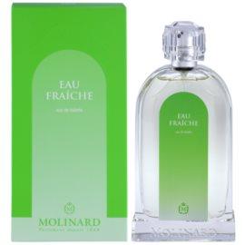 Molinard The Freshness Eau Fraiche Eau de Toilette unisex 100 ml