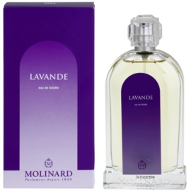 Molinard Les Elements Lavande Eau de Toilette für Damen 100 ml