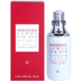 Molinard Homme Homme II toaletní voda pro muže 120 ml