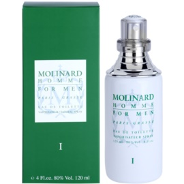 Molinard Homme Homme I eau de toilette férfiaknak 120 ml