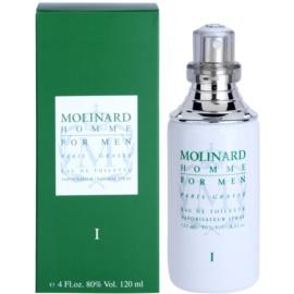 Molinard Homme Homme I Eau de Toilette pentru barbati 120 ml