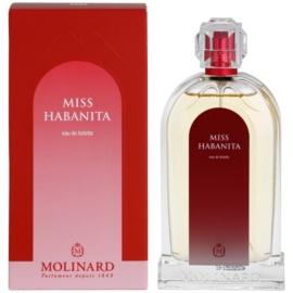 Molinard Habanita Miss Habanita Eau de Toilette für Damen 100 ml