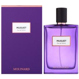 Molinard Muguet Eau de Parfum für Damen 75 ml