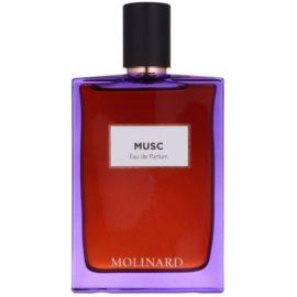 Molinard Musc Eau de Parfum für Damen 75 ml