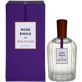 Molinard Rose Emois Eau de Parfum voor Vrouwen  90 ml