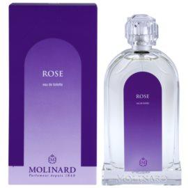 Molinard Les Fleurs Rose toaletna voda za žene 100 ml