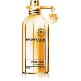 Montale Pure Gold Eau de Parfum voor Vrouwen  50 ml