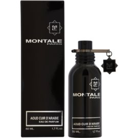 Montale Aoud Cuir d'Arabie eau de parfum férfiaknak 50 ml