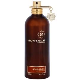 Montale Aoud Musk parfémovaná voda tester unisex 100 ml