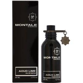Montale Aoud Lime eau de parfum unisex 50 ml