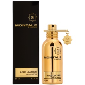 Montale Aoud Leather parfémovaná voda unisex 50 ml