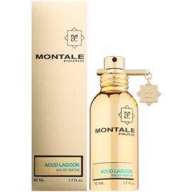 Montale Aoud Lagoon Parfumovaná voda unisex 50 ml