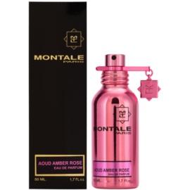 Montale Aoud Amber Rose eau de parfum unisex 50 ml