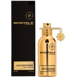 Montale Aoud Queen Roses Eau de Parfum voor Vrouwen  50 ml