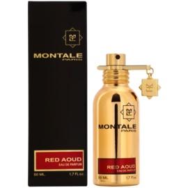 Montale Red Aoud Parfumovaná voda unisex 50 ml