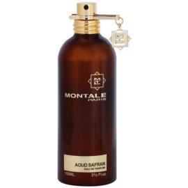 Montale Aoud Safran Parfumovaná voda tester unisex 100 ml