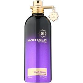 Montale Aoud Sense eau de parfum teszter unisex 100 ml