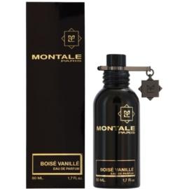 Montale Boisé Vanillé parfémovaná voda pro ženy 50 ml