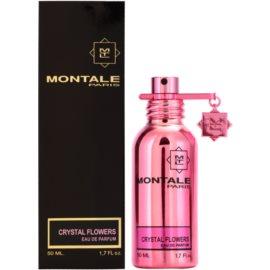 Montale Crystal Flowers parfémovaná voda unisex 50 ml