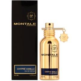 Montale Chypré Vanillé woda perfumowana unisex 50 ml