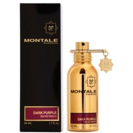 Montale Dark Purple Eau de Parfum para mulheres 50 ml
