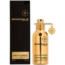 Montale Gold Flowers eau de parfum pour femme 50 ml