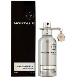 Montale Mango Manga eau de parfum mixte 50 ml
