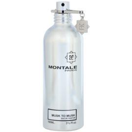 Montale Musk To Musk woda perfumowana tester unisex 100 ml