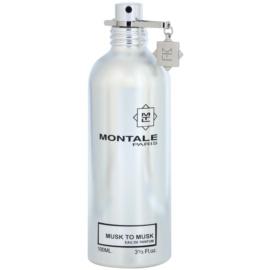 Montale Musk To Musk parfémovaná voda tester unisex 100 ml