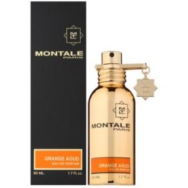 Montale Orange Aoud Eau de Parfum unissexo 50 ml