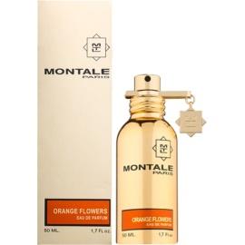Montale Orange Flowers Eau de Parfum unissexo 50 ml