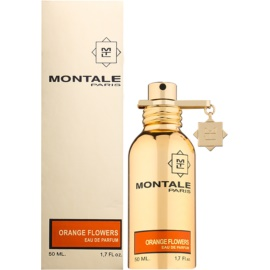 Montale Orange Flowers Eau de Parfum unissexo 50 ml