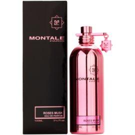 Montale Roses Musk eau de parfum nőknek 100 ml