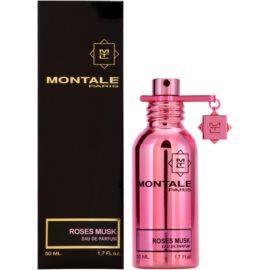 Montale Roses Musk eau de parfum nőknek 50 ml