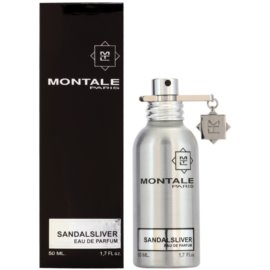 Montale Sandal Sliver parfémovaná voda unisex 50 ml