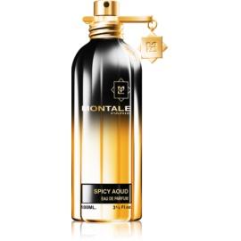 Montale Spicy Aoud Eau de Parfum unissexo 100 ml
