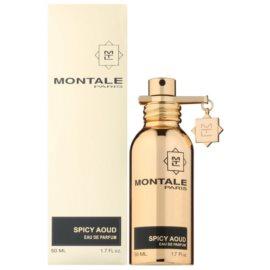Montale Spicy Aoud Eau de Parfum unissexo 50 ml