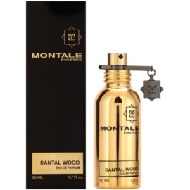 Montale Santal Wood Eau de Parfum unissexo 50 ml