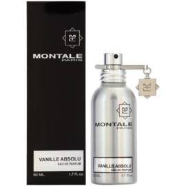 Montale Vanille Absolu parfumska voda za ženske 50 ml