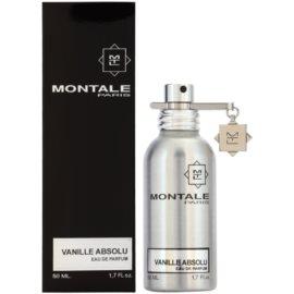 Montale Vanille Absolu Parfumovaná voda pre ženy 50 ml