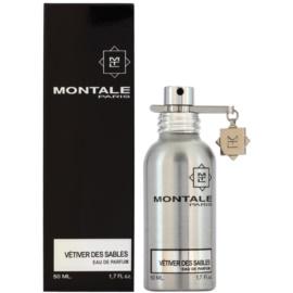 Montale Vetiver Des Sables parfémovaná voda unisex 50 ml