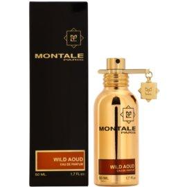 Montale Wild Aoud parfémovaná voda unisex 50 ml