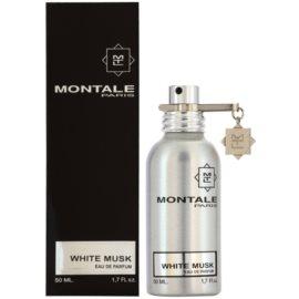 Montale White Musk woda perfumowana unisex 50 ml