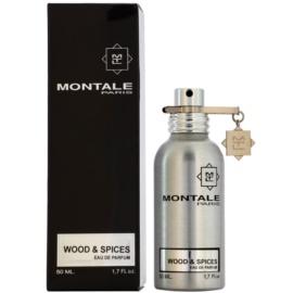 Montale Wood & Spices Parfumovaná voda pre mužov 50 ml