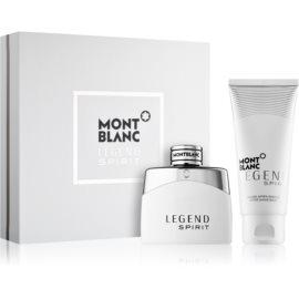 Montblanc Legend Spirit coffret cadeau III.  eau de toilette 50 ml + baume après-rasage 100 ml