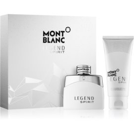 Montblanc Legend Spirit coffret VI. Eau de Toilette 50 ml + gel de duche 100 ml