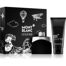 Montblanc Legend zestaw upominkowy II. woda toaletowa 50 ml + balsam po goleniu 100 ml