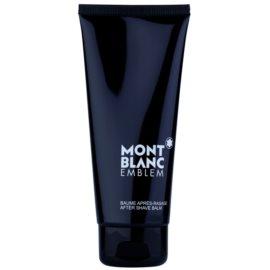 Montblanc Emblem balzám po holení pre mužov 100 ml