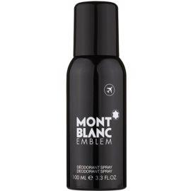 Montblanc Emblem dezodorant w sprayu dla mężczyzn 100 ml