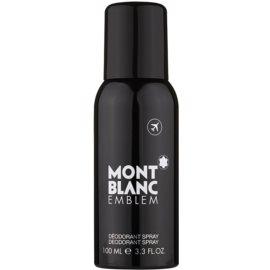 Montblanc Emblem deospray pro muže 100 ml